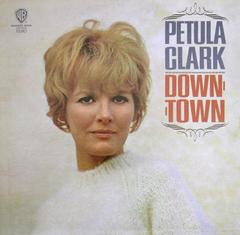 Petula Clark Downtown EP