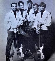 The T-Bones 1966