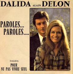 Paroles, Paroles 1973 (Fr Single)