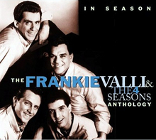 The 4 Seasons 2001 (W-CD)